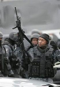 Cop or Soldier